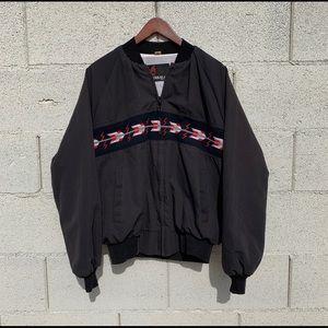 Vintage western tribal bomber jacket supreme